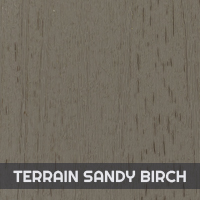 Bois Composite Premium Timbertech - Terrain Sandy Birch
