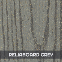 Bois Composite Premium Timbertech - Reliaboard Grey
