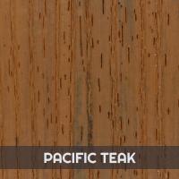 Bois Composite Premium Timbertech - Pacific Teak