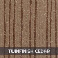 Bois Composite Premium Timbertech - Twinfinish Cedar