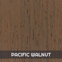 Bois Composite Premium Timbertech - Pacific Walnut