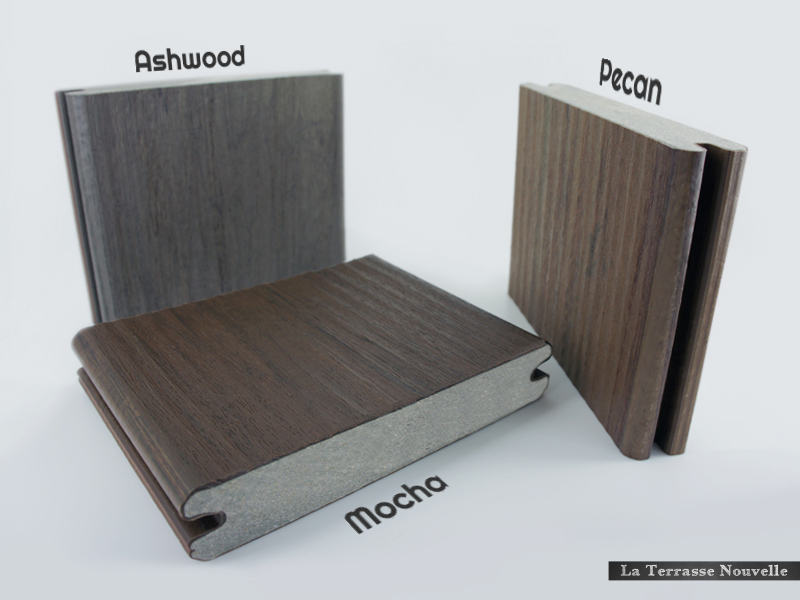 bois composite premium TIMBERTECH EARTHWOOD LEGACY