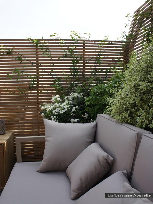 Brise vue la terrasse nouvelle - Plante brise vue terrasse ...